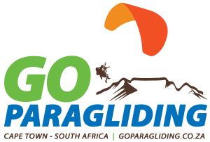Go Paragliding Cape Town South Africa Logo